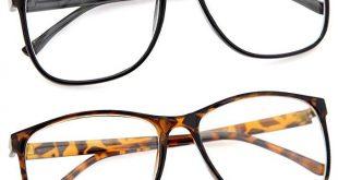 انواع عدسات النظارات الطبية