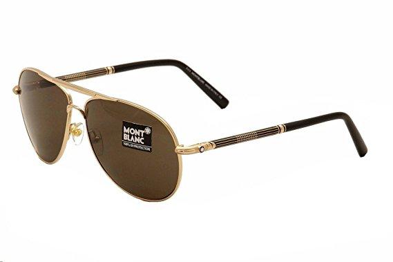 ماركات النظارات الشمسية الايطالية Mont Blanc