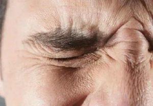 اعراض ضعف النظر والدوخة