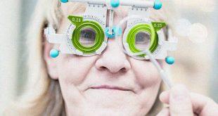 أعراض ضعف النظر عند الكبار